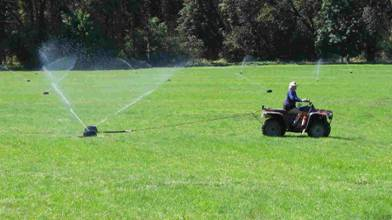 K-Line Pod Irrigation