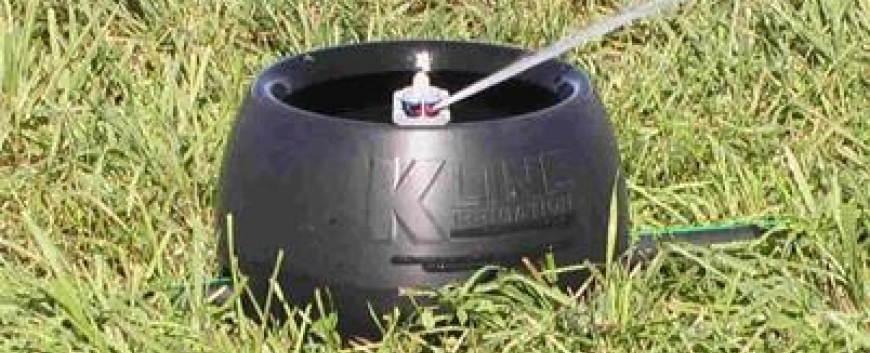 What is K-Line Pod Irrigation?
