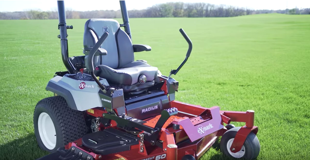Which Exmark Lawn Mower is Best for Your Yard?