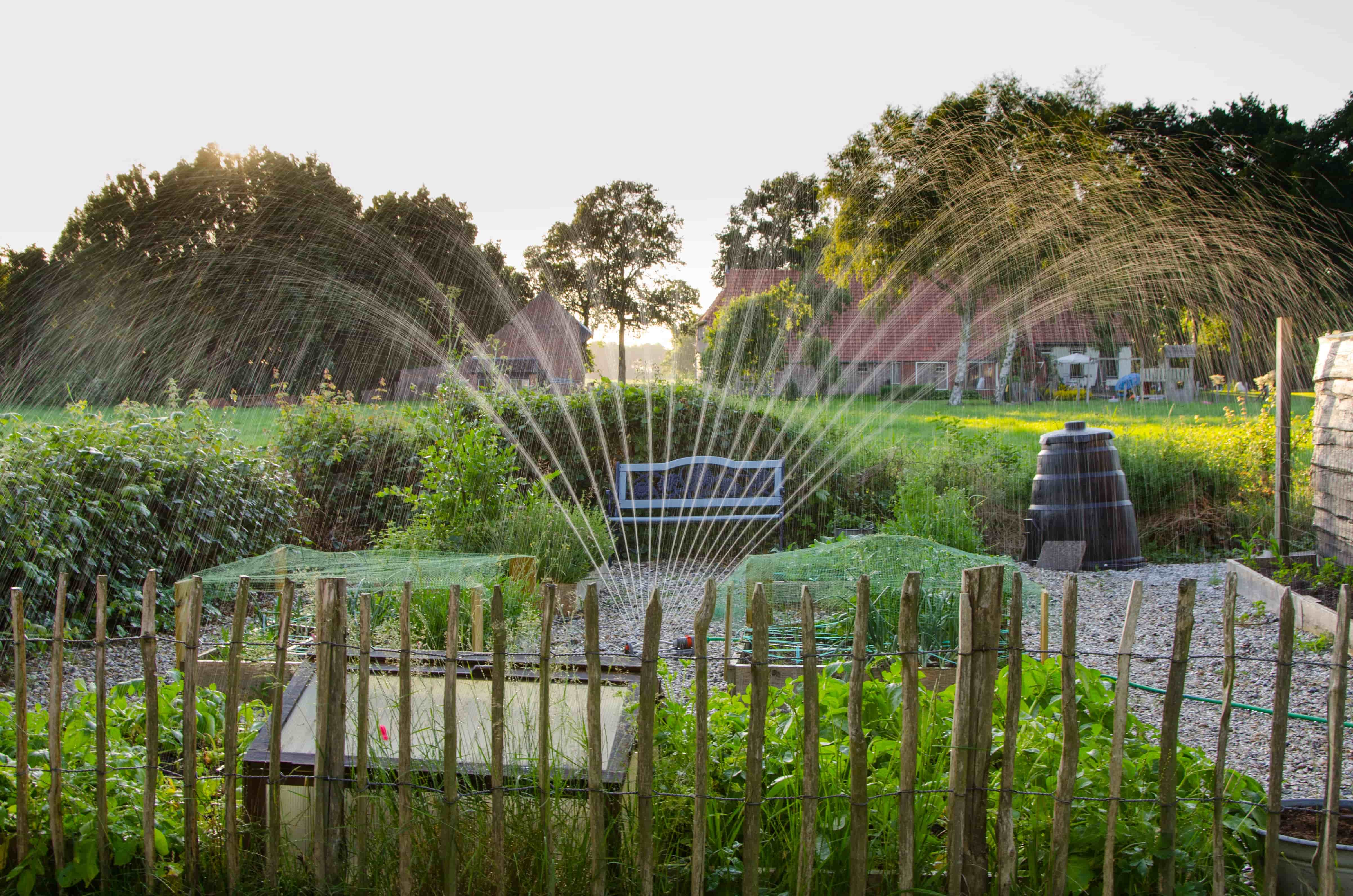 How Are Sprinkler Systems Designed?