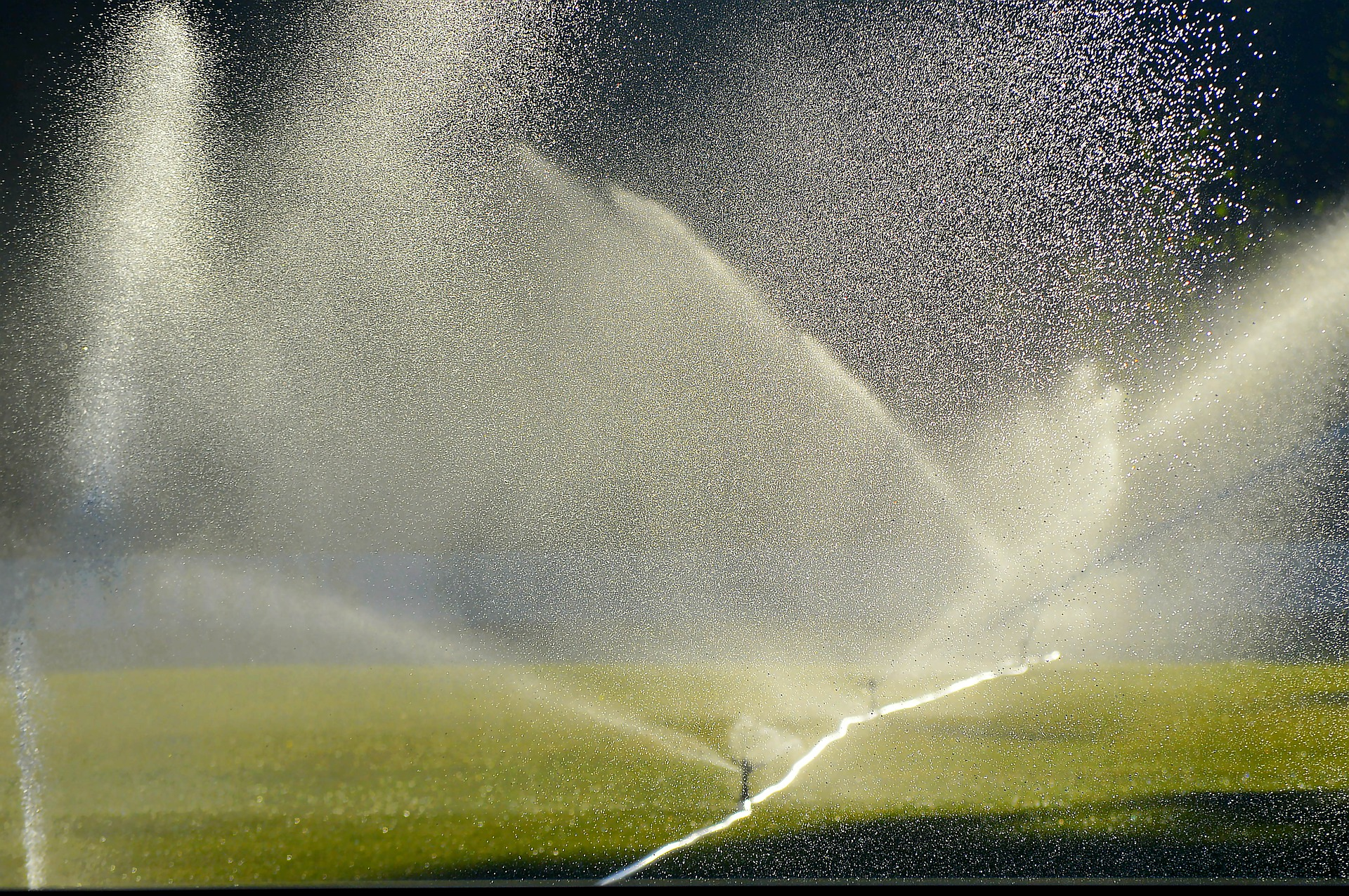 How To Conserve Water With A Sprinkler System